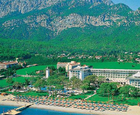 Majesty Kilikya Palace Hotel 5*