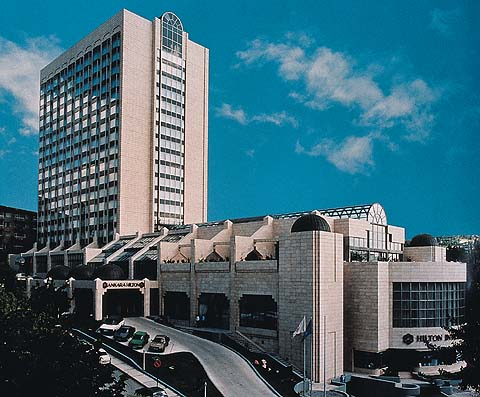 Hilton Ankara 5*