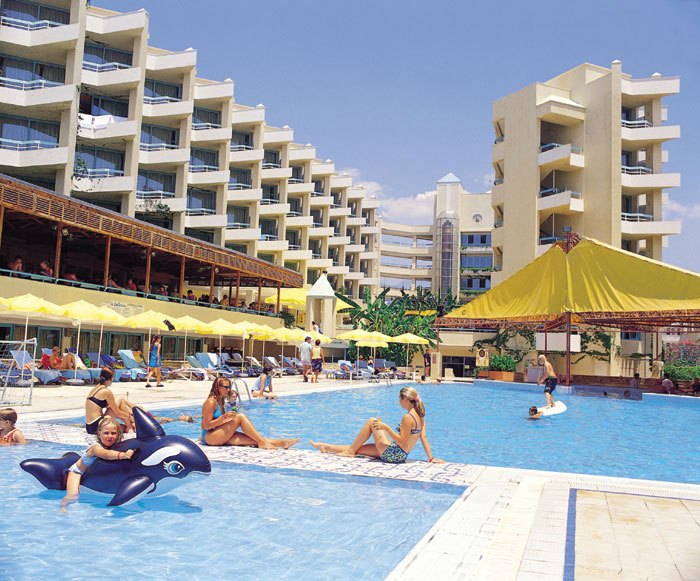 Taksim International Alanya 4*